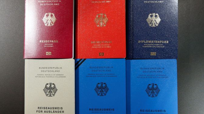 Germany has regained its crown as the world's most powerful passport