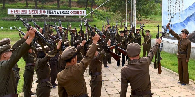 North Korea reportedly plans to hold a military event, one day before the Winter Olympics kick off in South Korea