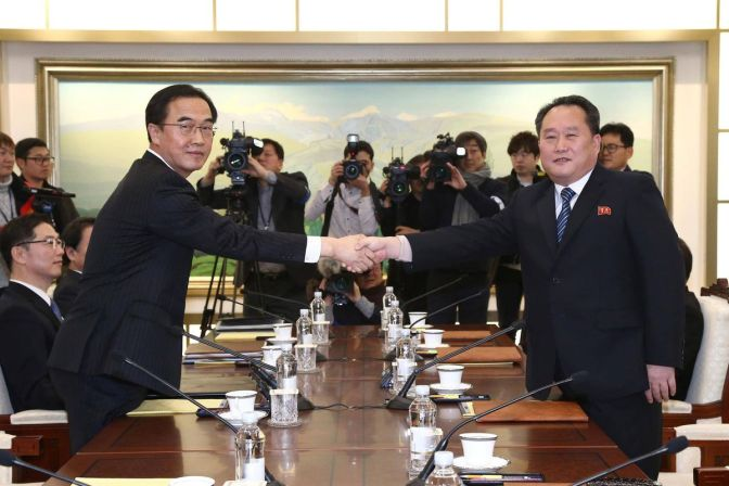 North Korea agrees to send athletes to Winter Olympics, South says