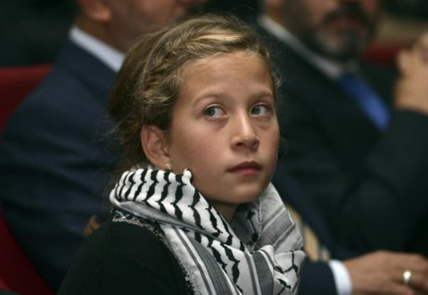 Who Is Ahed Tamimi? by Matthew Gindin