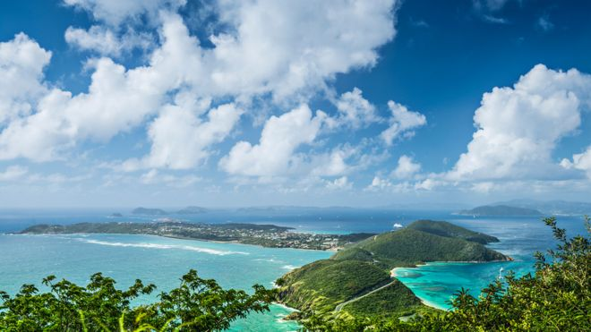 Firms on Caribbean island chain own 23,000 UK properties