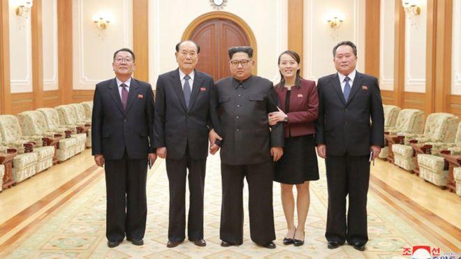 Winter Olympics: Kim Jong-un calls for further reconciliation