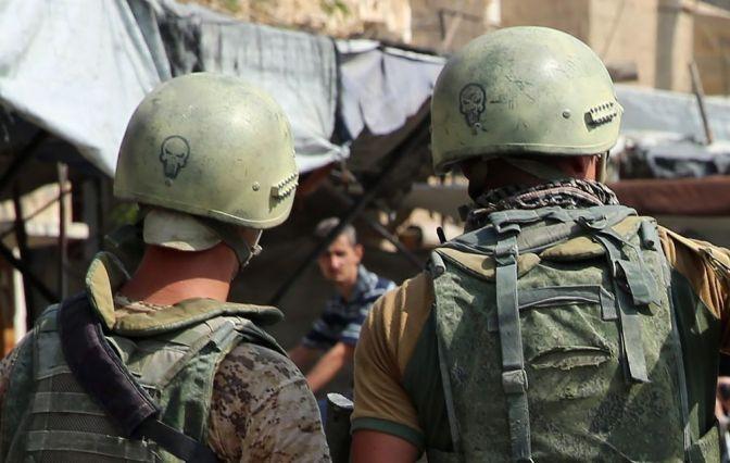 U.S. Strikes Killed at least 100 Russian Mercenaries in Syria Last Week