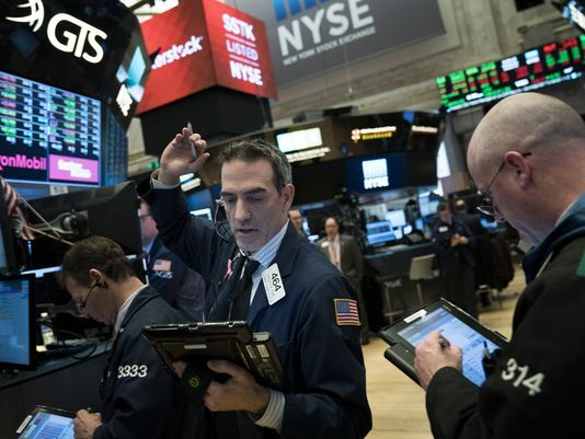 Dow plunge briefly tops 1500 points as stock rout intensifies