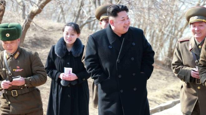 North Korea leader's sister to visit South for Olympics