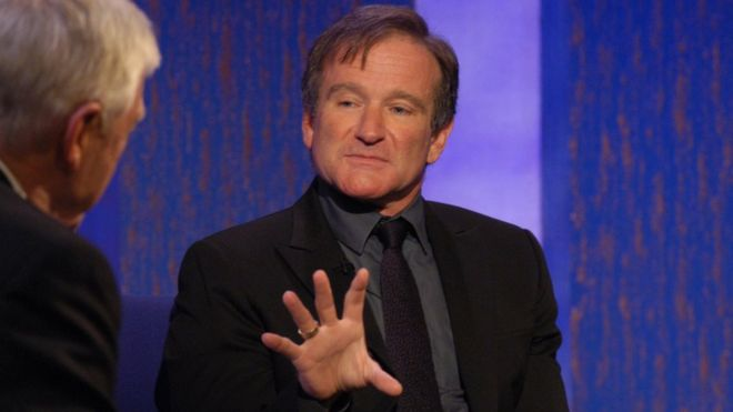 US suicides 'spiked after Robin Williams's death'