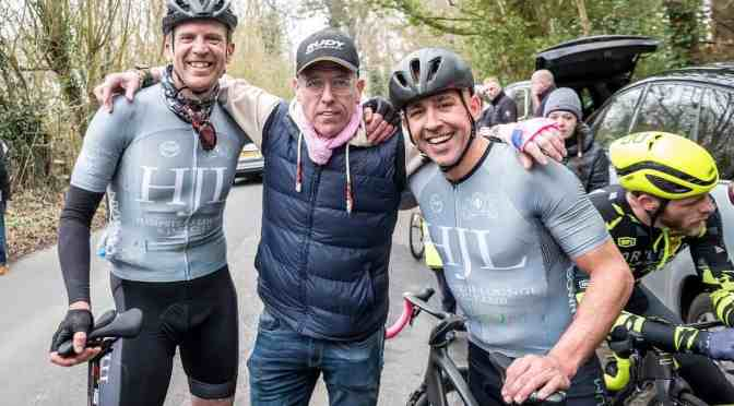 Fitter, faster and clad in lycra: the middle-aged men racing against stereotypes